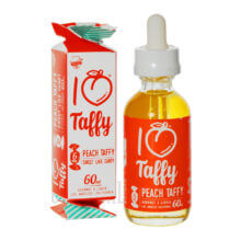 I Love Taffy E-Liquid By Mad Hatter - 60Ml