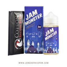 Blueberry E-Liquid by Jam Monster