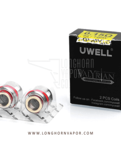 Uwell Valyrian Tank Replacement Coils 0.15ohm