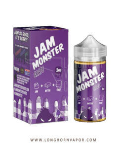 Grape E Liquid by Jam Monster