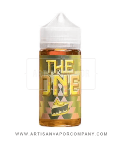 The One Lemon Crumble Cake by Beard Vape Co E-liquid (100mL)