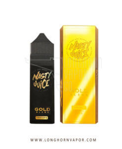 Gold Blend E-Liquid by Nasty Juice Tobacco Series