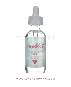 Hawaiian Pog Ice E-Liquid by Naked 100