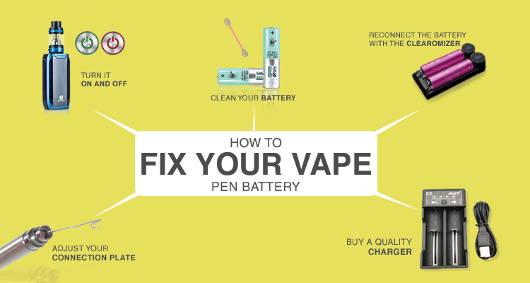 Top Five Vape Pen Battery Charged But Not Working - Circus